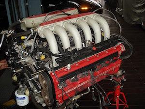 フェラーリ F40 4