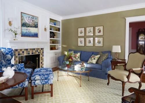Medium Of Large Living Room
