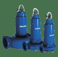 Submersible Sewage Pump Type ABS XFP (30