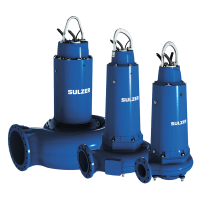 Submersible Sewage Pump Type ABS XFP (30-400 kW) - TDH ...