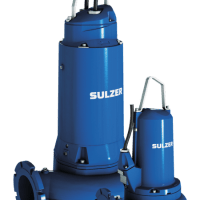 Submersible Sewage Pumps Type ABS XFP 1.3-30 kW - TDH ...
