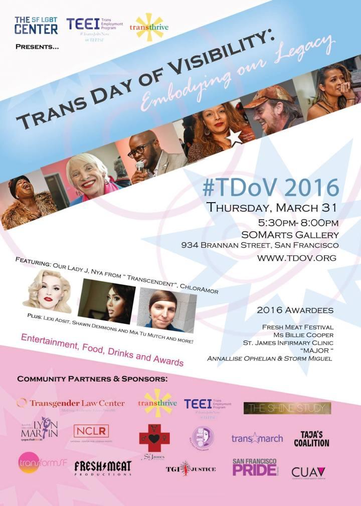 TDOV 2016 flyer