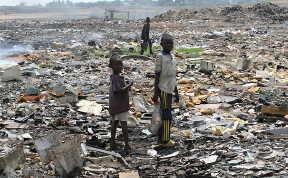 Stop Ewaste dumping in developing countries