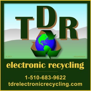 We are committed to helping Bay Area residents protect the environment from the hazards of toxic electronic waste.