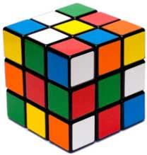 El cubo mágico de Rubik