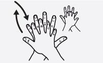 Lavarse las manos 4