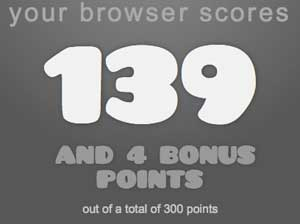 Test de HTML5