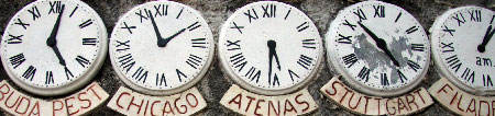Hora internacional