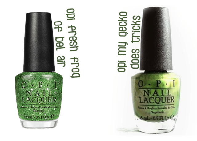 OPI-green-polishes