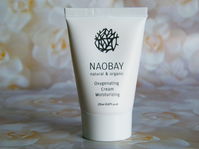 Naobay Oxygenating Moisturizer Birchbox June 2015 Say Yes Unboxing