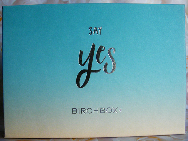 Birchbox June 2015 Say Yes Unboxing