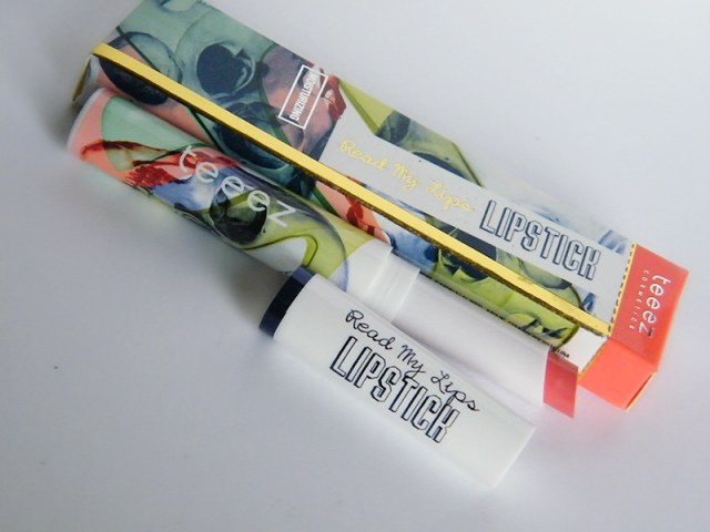 Ipsy July 2015 Summer Lovin Unboxing Review Teeez Read My Lips in Killing Me Softly