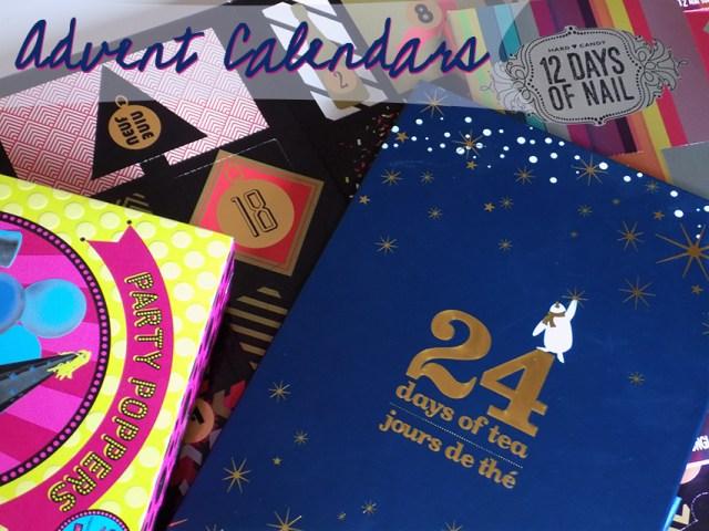 Beauty Tea Advent Calendars TheFaceShop Benefit Hard Candy DavidsTea