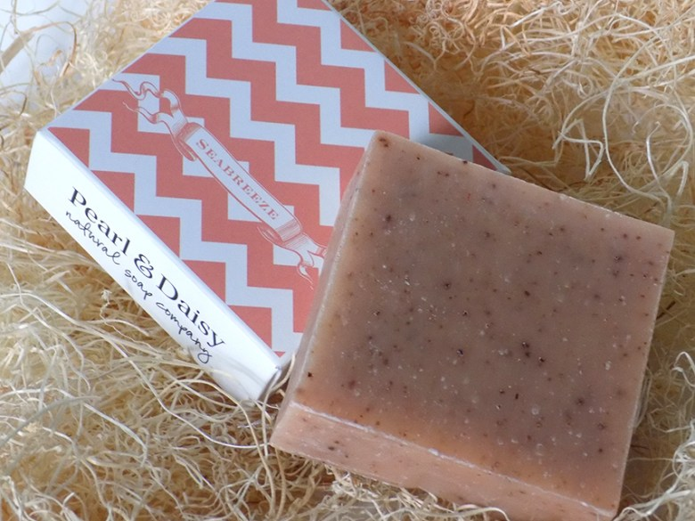 Pearl & Daisy Seabreeze Natural Soap Take 12