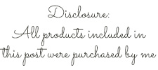 Disclosure Purchased