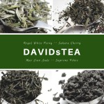 New Garden to Cup Teas From DavidsTea for August