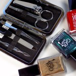 Avon Glitter Manicure Set & Christmas Gel Finish Polishes