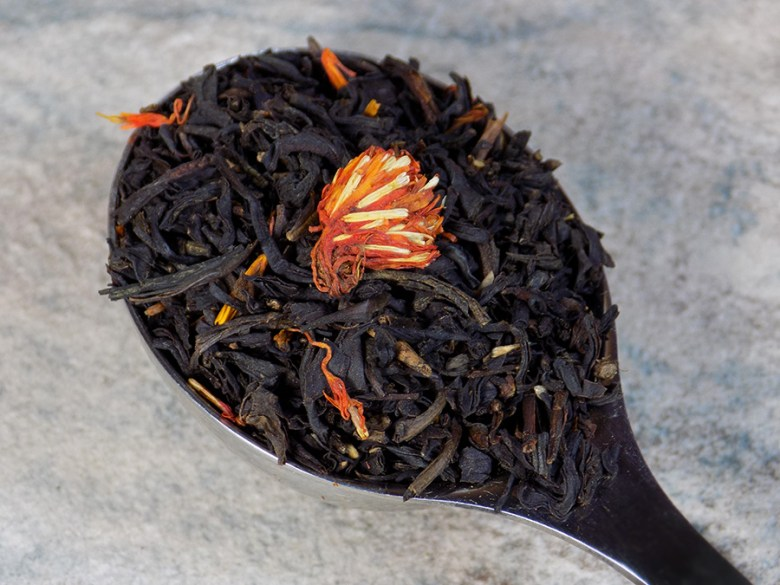 Bulk Barn Black Currant Black Tea Review