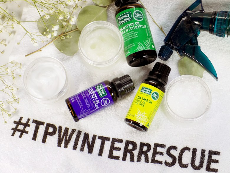 Thursday Plantation Lavender, Tea Tree and Eucalyptus Oil Reviews wiith Homemade Products
