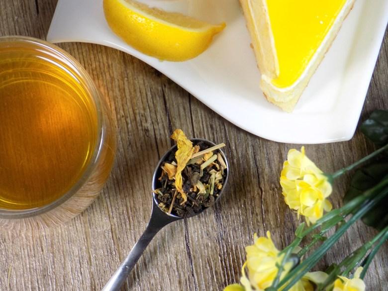 DavidsTea Lemon Pound Cake Review 1