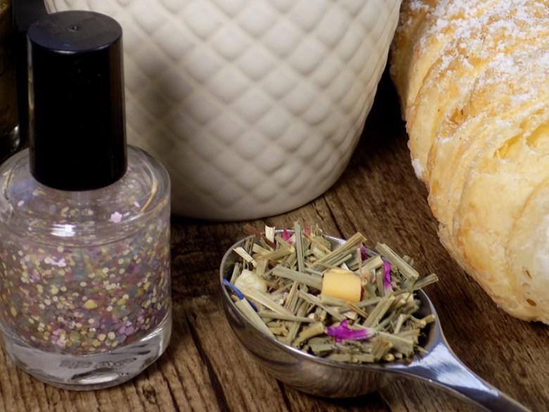 DavidsTea Vanilla Swirl Tea Review 5