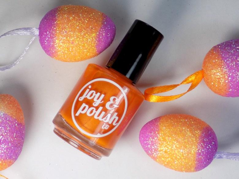 Joy and Polish Orange You Glad - Bottle Shot 2
