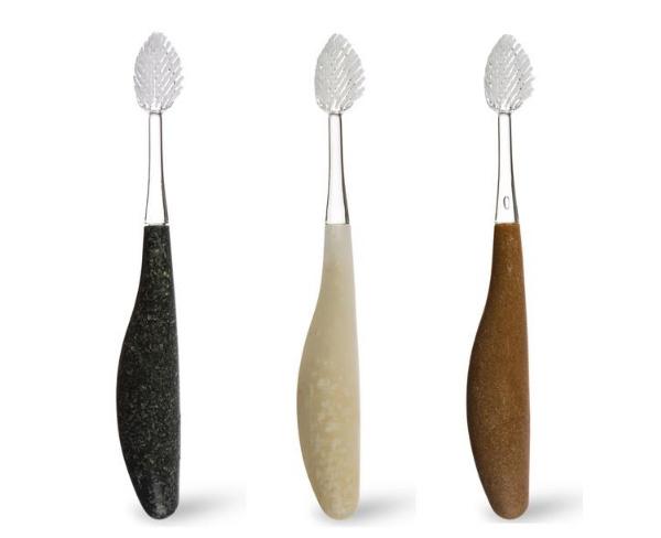 Radius Source Toothbrushes Wood Paper US Money Handles