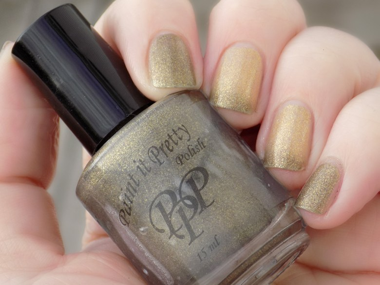 Paint It Pretty Izzy Custom Thermal Polish Swatch