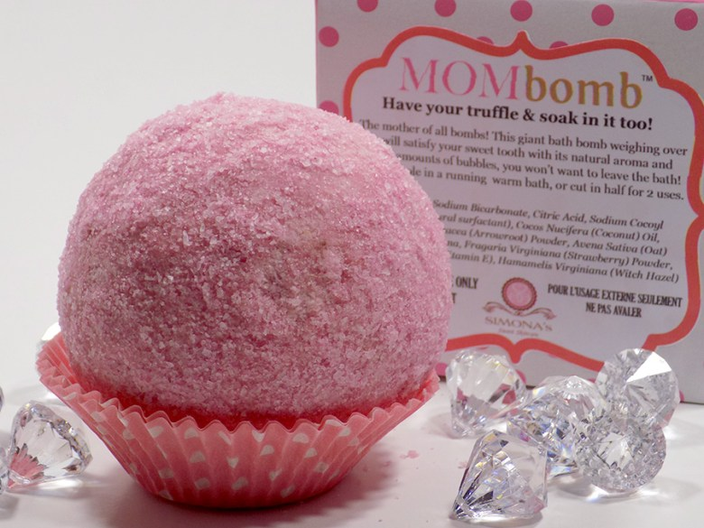 Simonas Sweet Skincare Review - MomBomb Review Size