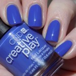 CND Creative Play Party Royally Swatches & Review