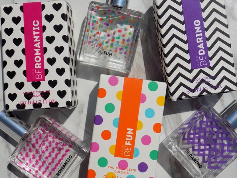 Avon Be Who You Want To Be Perfumes Reviews - Be Romantic - Be Fun - Be Daring Eau de Toilette