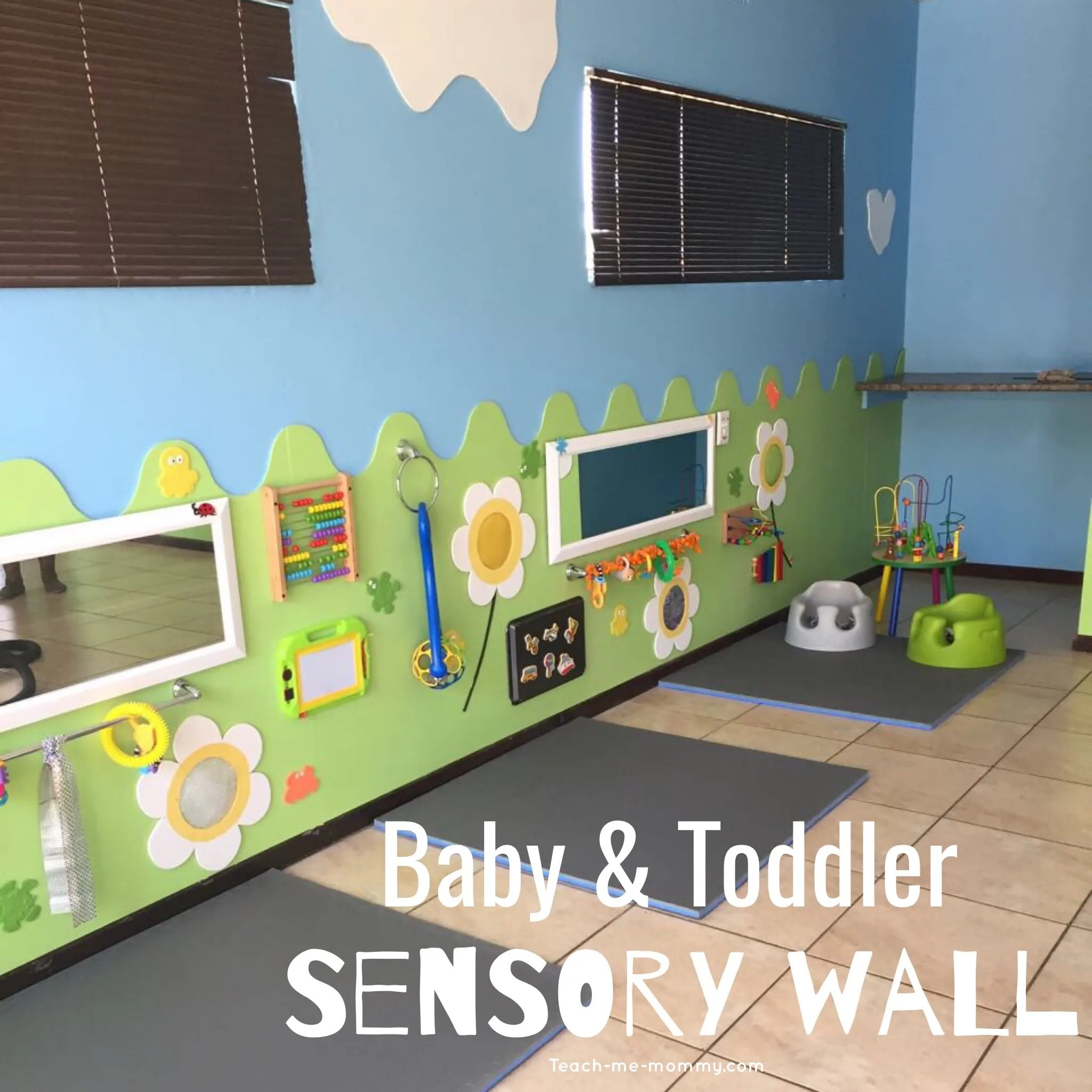 Walls For Kids Sensory Wall For Baby And Toddler Teach Me Mommy