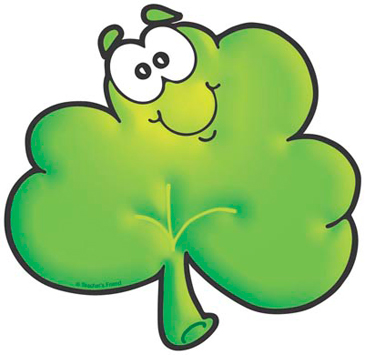 Shamrock Printable Clip Art and Images
