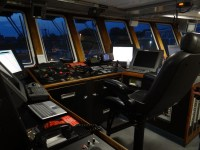 Captains Chair on the Bridge | NOAA Teacher at Sea Blog