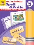 Skill Sharpeners - Spell & Write