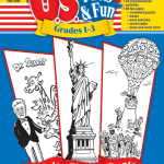 Cover image of U.S Facts and Fun activity book