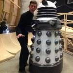 Lee and a Dalek