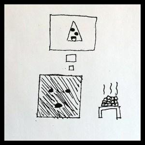 square monologue