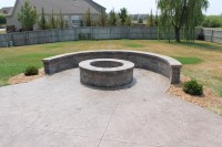 Stamped Concrete, Step  By  Step | Teacher's Landscaping ...