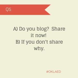 #Oklaed Q5
