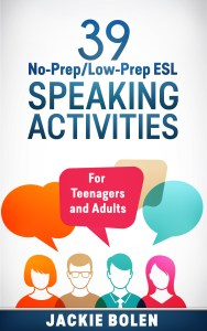 ESL-Speaking-Activities