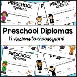 Small Crop Of Preschool Graduation Ideas