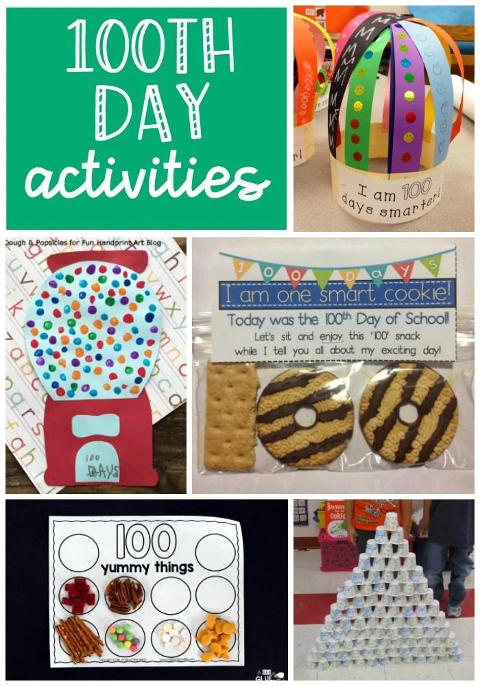 100th Day of School Ideas