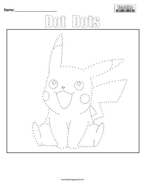 pokemon worksheets