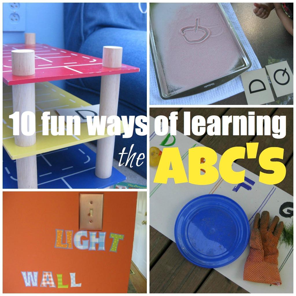 help kids learn the abc's