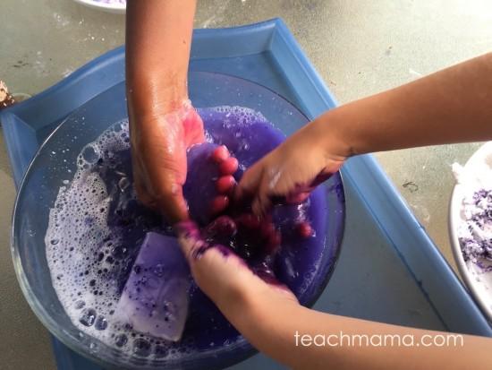 soap experiments: teachmama.com