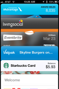 How to use Passbook App on iPhone and iPod Touch
