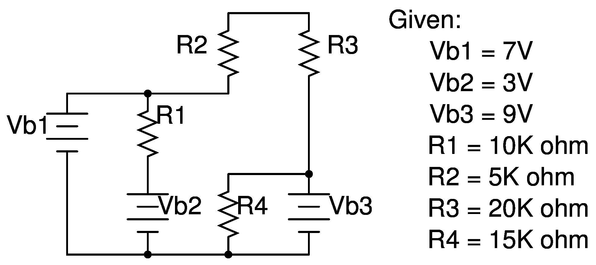 Circuit Diagram Exercises Wiring Data Automotive Relay Schematics Symbols Auto Electrical