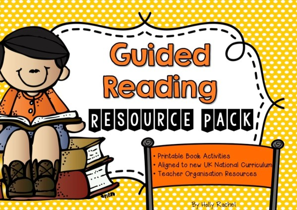 Guided reading resource pack UK national curriculum