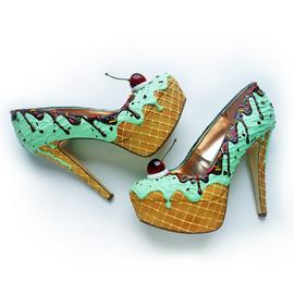 Shoe Bakery ! Sweet!